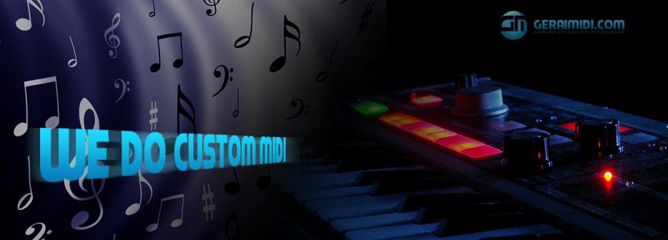 Western Midi Artist Title Keyboard Style Korg Yamaha Free Midi